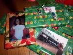 2012 Christmas Tags
