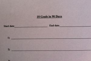 10 Goals