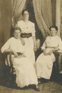 Beautiful Ancestors..wish I knew their stories.