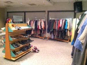Harvest Clothing Closet