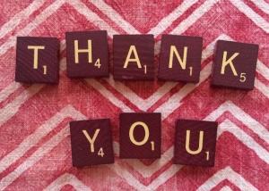 Thank You (Tiles)