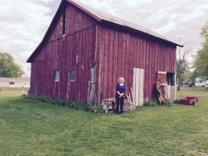 My Grandpa's barn