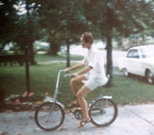 Biking in the 60's