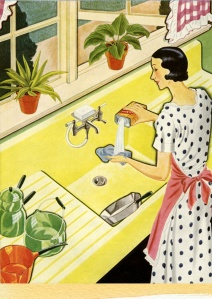 retro-fifties-lady-housewife